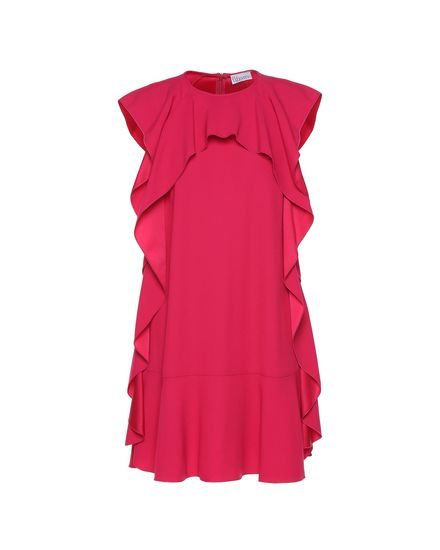 REDValentino Day dress Woman PR3VA6100F1 CE7 a
