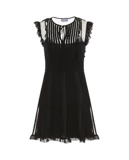 REDValentino Jersey dress Woman PR0MJ07Q3NM 0NS a