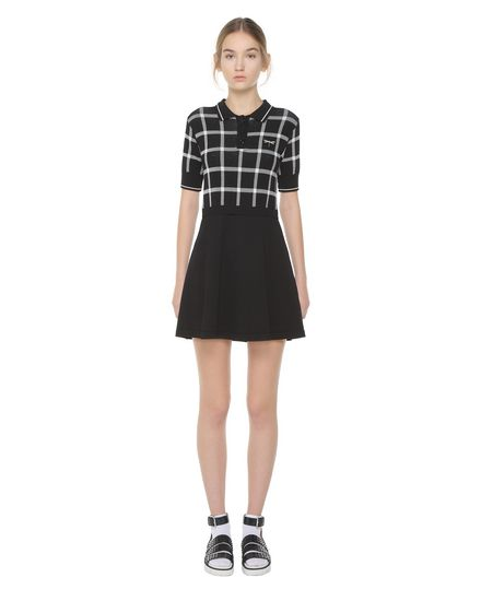 REDValentino Knit Dress Woman PR3KD0U33JK 0NA f