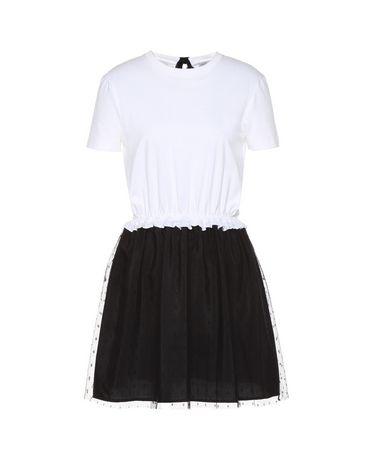 REDValentino PR3MJ06W3LJ A01 Jersey dress Woman a