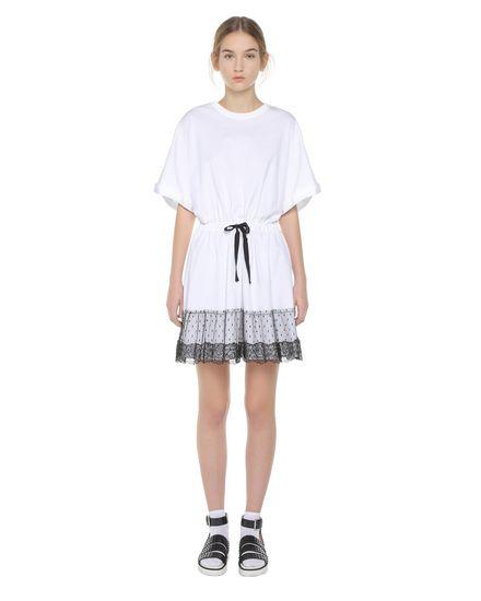 REDValentino Jersey dress Woman PR3MJ06V3LH A01 f