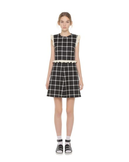 REDValentino Day dress Woman PR3VA6E53G7 0NO f