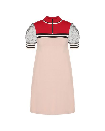 REDValentino Knit Dress Woman PR3KD0V13JN C03 a
