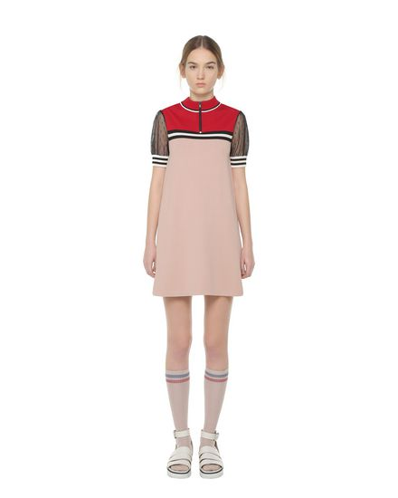 REDValentino Knit Dress Woman PR3KD0V13JN C03 f