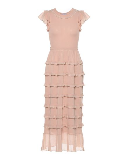 REDValentino Knit Dress Woman PR3KD05Z3K8 CO1 a