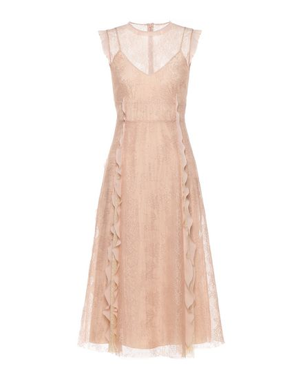 REDValentino Dress Woman PR3VA6403FS 39D a
