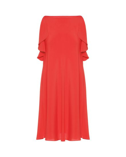 REDValentino Day dress Woman PR0VA6R53M8 FU7 a