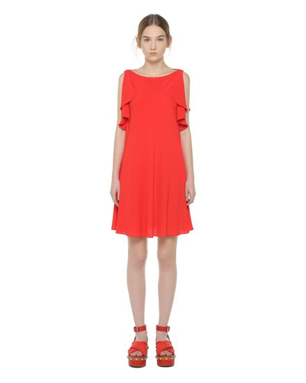 REDValentino Day dress Woman PR0VA6R53M8 FU7 f