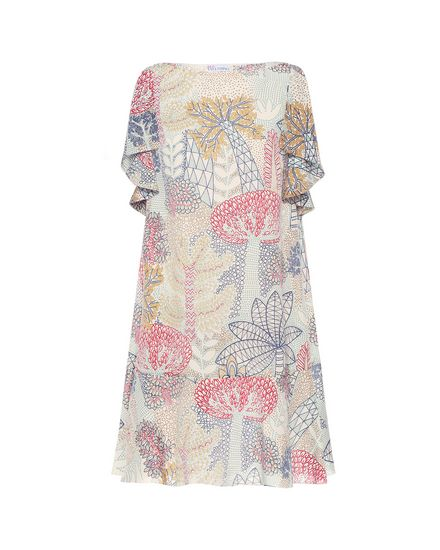 REDValentino Printed dress Woman PR0VA6X53N2 A03 a