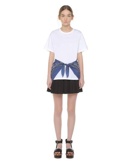 REDValentino T-Shirt Woman PR0MG09B3QR GGG f