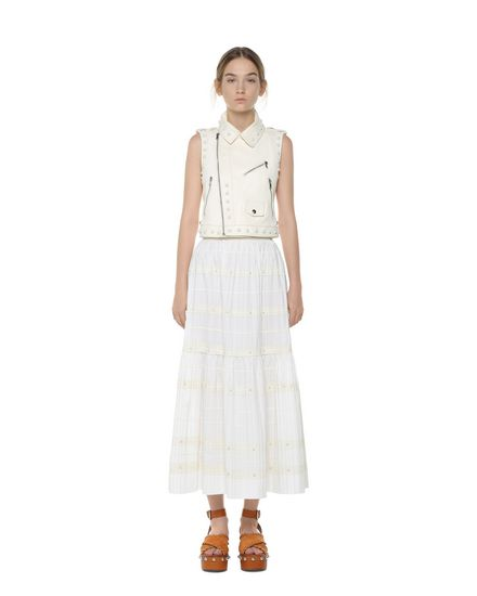 REDValentino Skirt Woman PR0RA02U3Q5 031 f