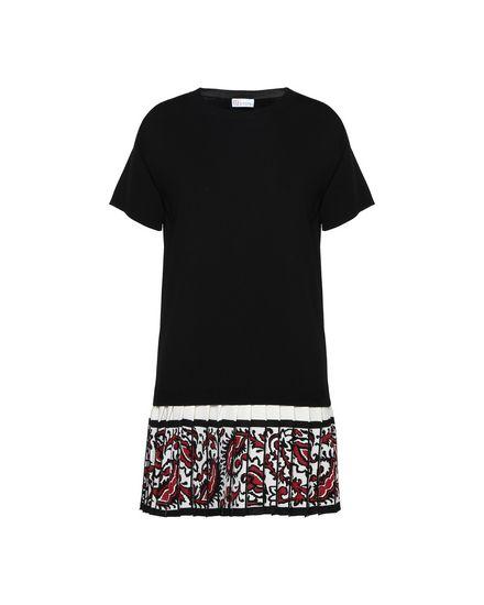 REDValentino Knit Dress Woman PR0KD0W63RA 0NO a