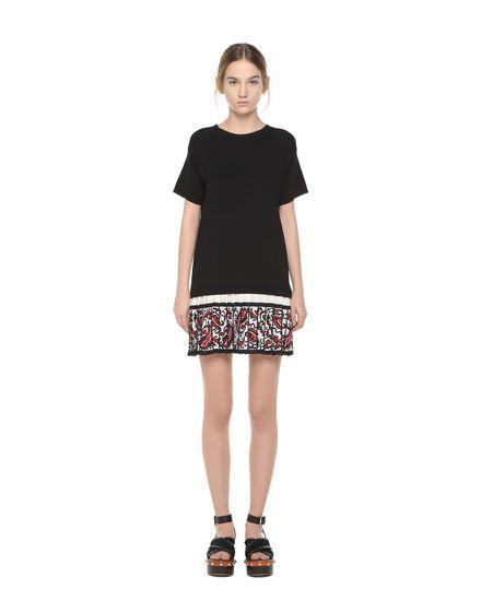 REDValentino Knit Dress Woman PR0KD0W63RA 0NO f