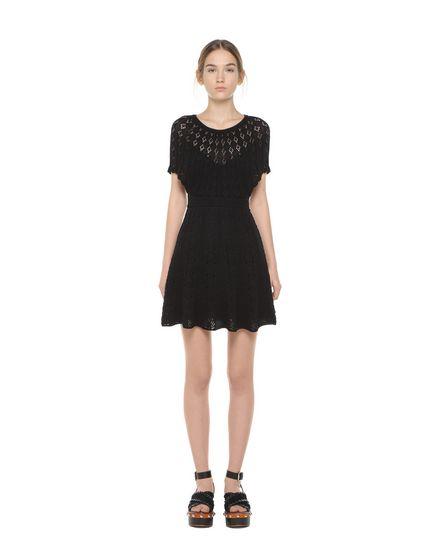 REDValentino Knit Dress Woman PR0KD0X03RJ 0NO f