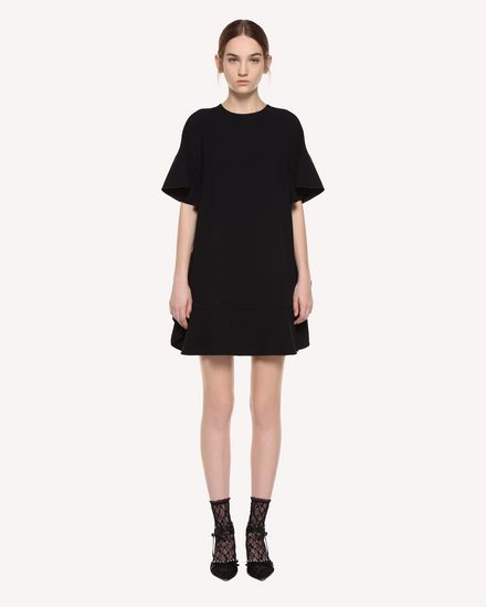 REDValentino Dress Woman QR3VA7500F1 0NO f