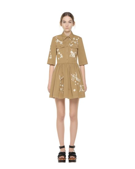 REDValentino Day dress Woman PR0VA6Y53MH 05S f
