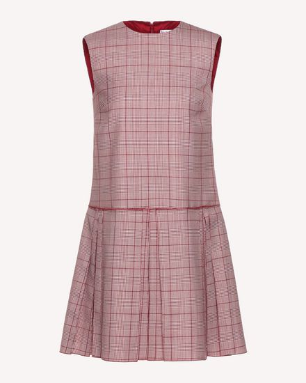 Lightweight Prince of Wales dress