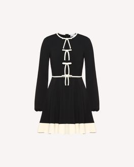 REDValentino Dress Woman QR3MJ08H3YR 0NO a