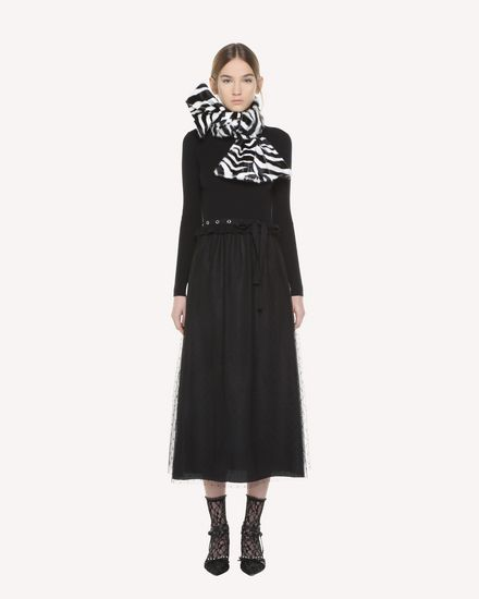REDValentino Dress Woman QR3KD0Z43WP 0NO f