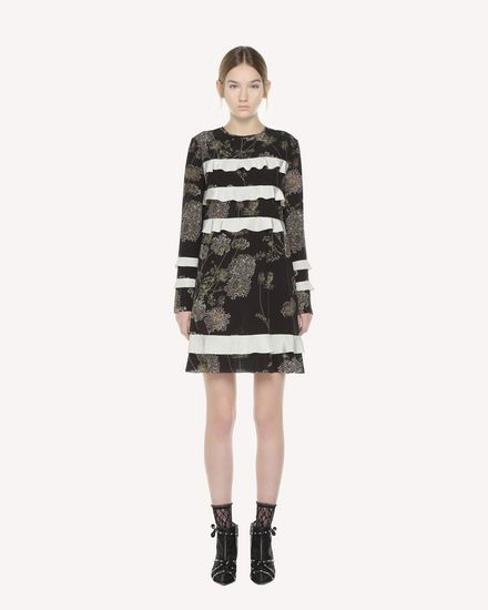 REDValentino Dress Woman QR3VA7B53TB 0NA f