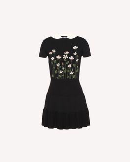 REDValentino Dress Woman QR3KD0Y93WF 0NO a