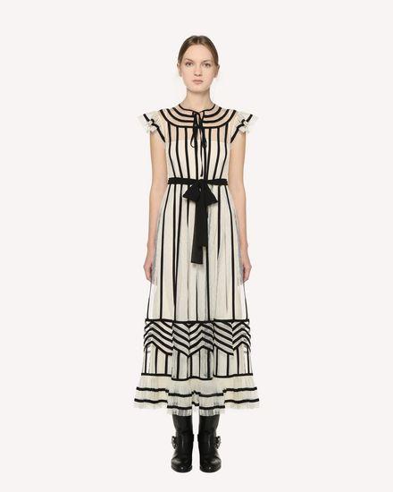 REDValentino Dress Woman QR3VA09K3U0 A03 f