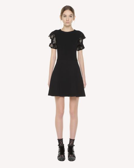 REDValentino Dress Woman QR3KD0Y03WG 0NO f