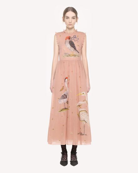 REDValentino Dress Woman QR3VA7B03SY R13 f
