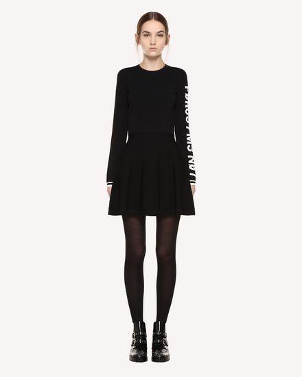 REDValentino 针织连衣裙 女士 QR0KD102455 0NO f