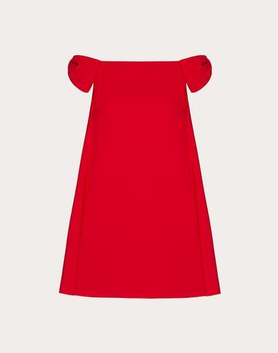 Double Comfort Crepe Dress