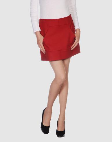 MIU MIU Women - Skirts - Mini skirt MIU MIU on YOOX