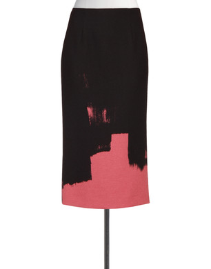 3/4 length skirt Women - Skirts Women on Moschino Online Store