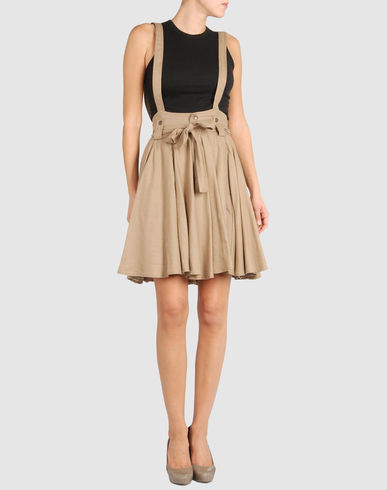SEE BY CHLOE - Knee length skirt from yoox.com