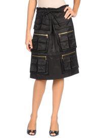 VIVIENNE TAM - 3/4 length skirt