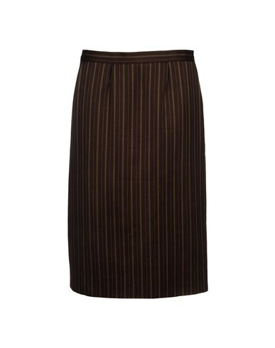 YSL  RIVE GAUCHE - Knee length skirt