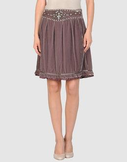 SCERVINO STREET - FALDAS - Faldas cortas en YOOX.COM