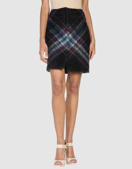 JIL SANDER - FALDAS - Minifaldas en YOOX.COM