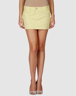 PAUL FRANK - FALDAS - Minifaldas en YOOX.COM