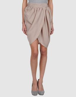 CAMILLE DE DAMPIERRE - FALDAS - Faldas cortas en YOOX.COM