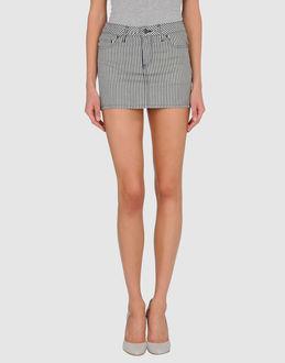 LUCIEN PELLAT-FINET - FALDAS - Minifaldas en YOOX.COM