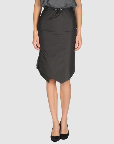 FABRIC DIVISION - Knee length skirt