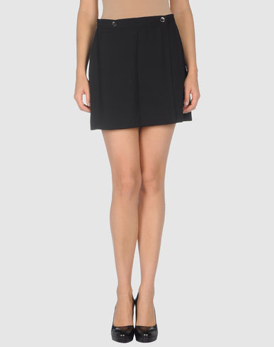 HERVE LEGER - Mini skirt