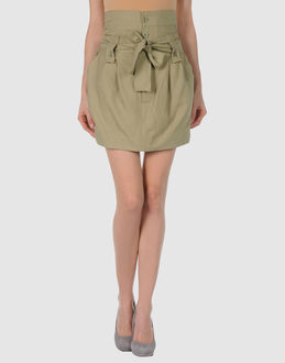 SEE BY CHLOE' - FALDAS - Minifaldas en YOOX.COM