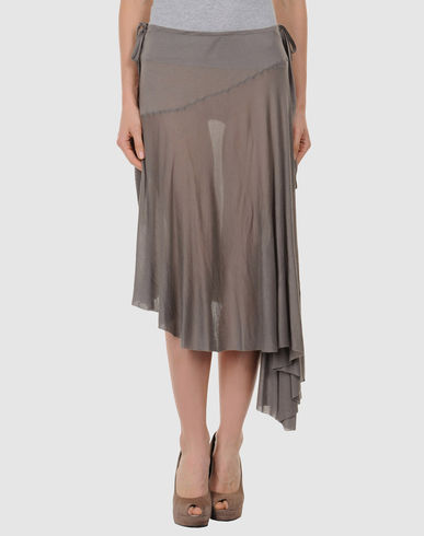 ANNE VALERIE HASH - 3/4 length skirt