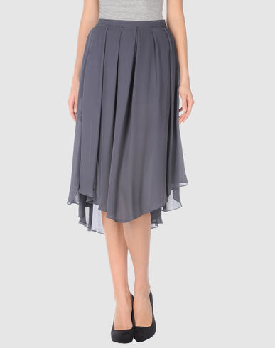 CACHAREL - 3/4 length skirt