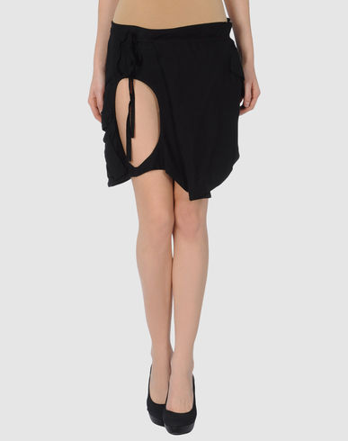 HAIDER ACKERMANN - Knee length skirt