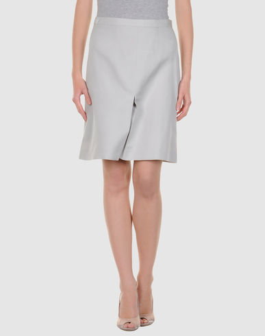 STELLA McCARTNEY - Knee length skirt