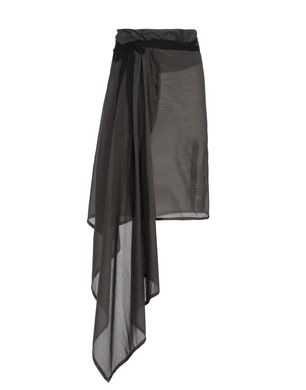 Knee length skirt Women's - ANN DEMEULEMEESTER