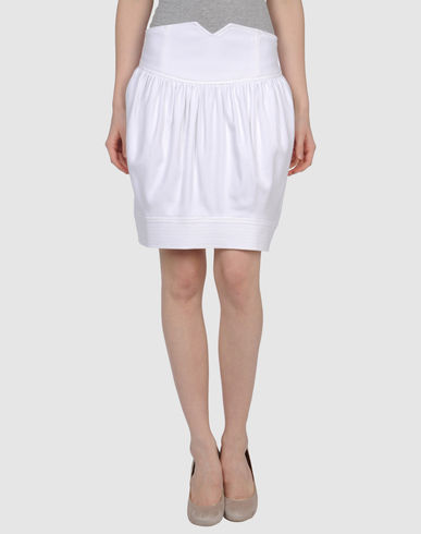 MIRIAM OCARIZ - Knee length skirt