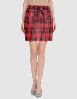 LOVE MOSCHINO - FALDAS - Faldas cortas en YOOX.COM